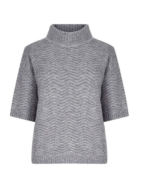 "<p>Associate Health & Beauty Editor Amy Lawrenson's latest buy was made for chilly winter days.</p>  <p><a href=""http://www.marksandspencer.com/turtle-neck-chevron-jumper-with-wool/p/p60067034#"" target=""_blank"">Marks & Spencer</a> jumper, £39.50</p>"