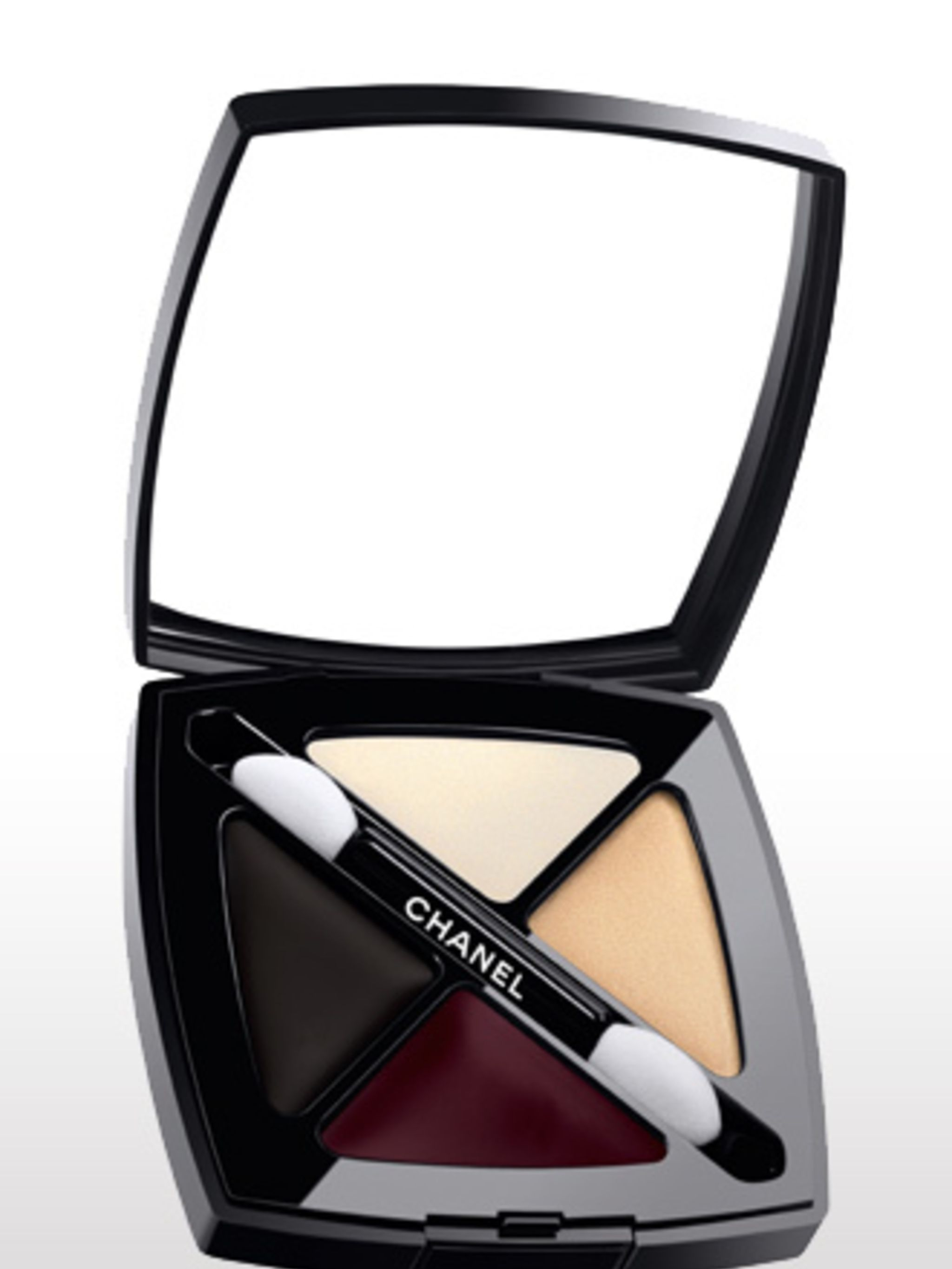 <p>Gloss Shadow Palette, £38.50, by Chanel. For stockists 020 7493 3836.</p>