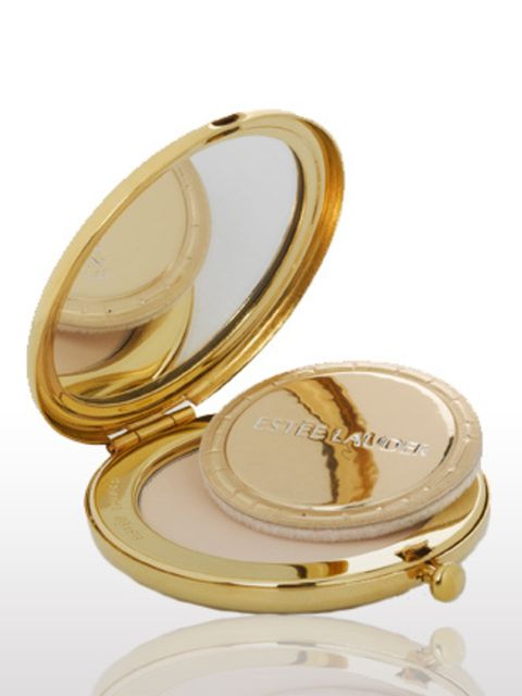 <p>Compact, £29.36 by Estee Lauder.</p><p>This refillable gold compact from Estee Lauder is chic and timeless.</p>