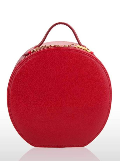"<p>Leather Vanity Case, Price on Request by <a href=""http://www.luluguinness.com/"">Lulu Guinness</a>. For stockists call 020 7823 4828.</p><p>This leather vanity case will house all your cosmetics or for the truly eccentric, use it as an evening bag. We h"