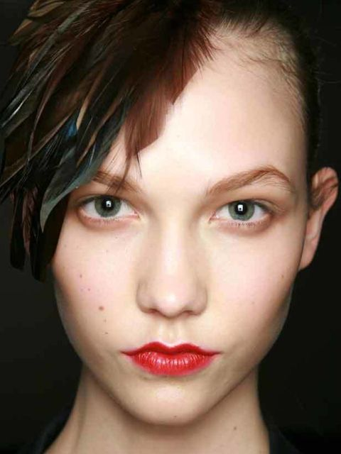 <p><strong>Trevor O'Keeffe, Laura Mercier's National make up artist</strong><strong>Red Lips</strong><strong>: </strong>as seen at Lanvin<strong>Why? </strong>I love the flawless complexion combined with a bold, red lip. <strong>How? </strong>Many women a