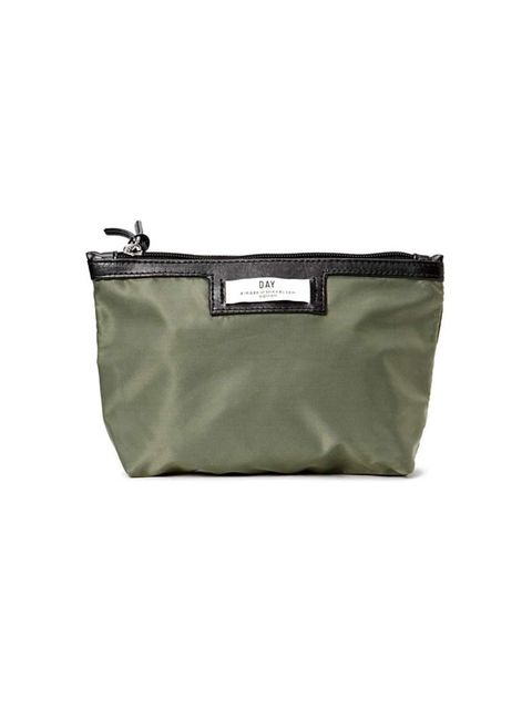 """<p>Carry your small essentials in this cool mini bag.</p><p>Mini bag by <a href=""""http://www.day.dk/uk/uk/day/day-gweneth-mini_4051622/4051626?navId=348"""">Day Birger</a>, £16</p>"""