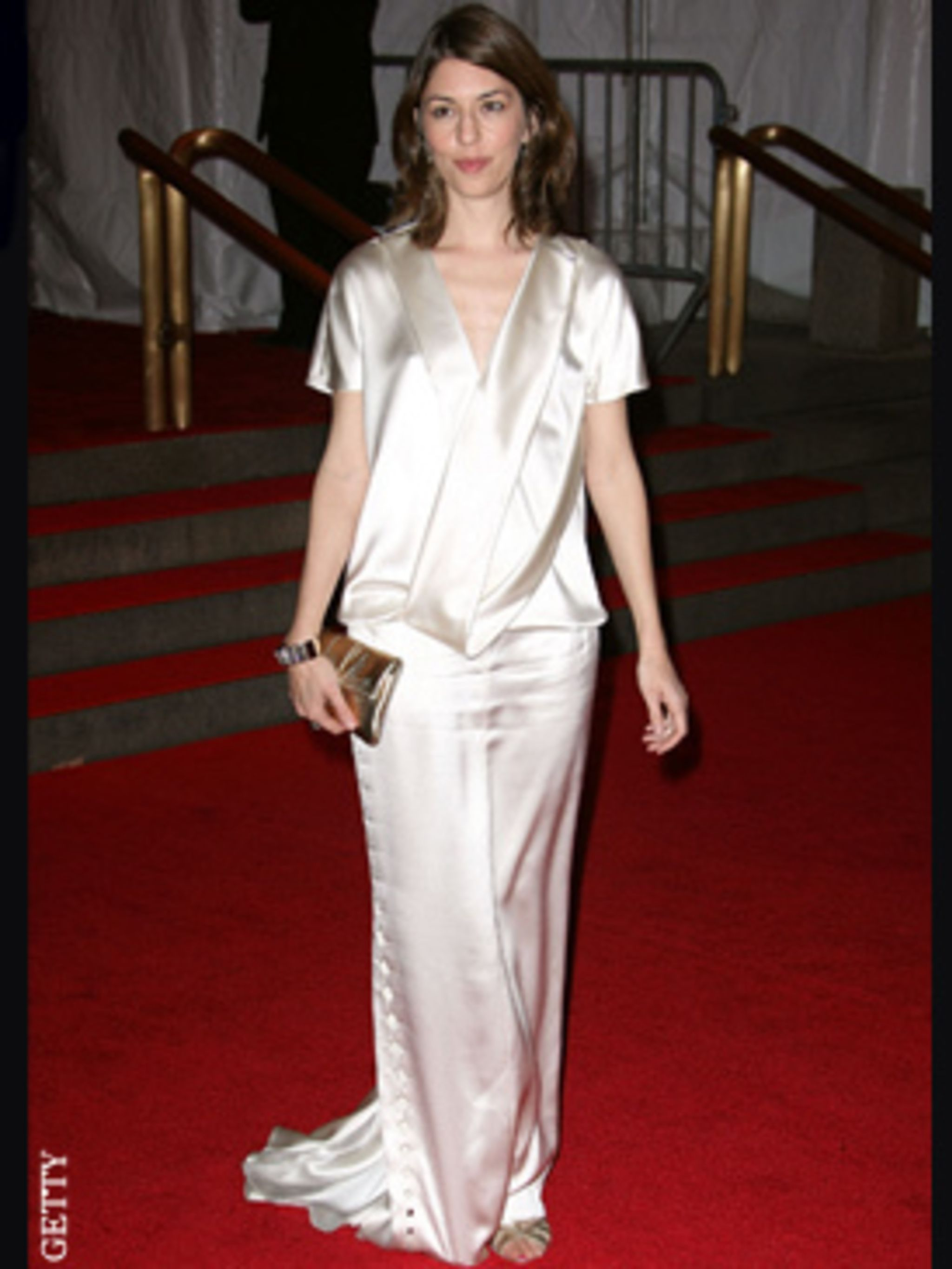 <p>Sofia Coppola wearing Marc Jacobs</p>