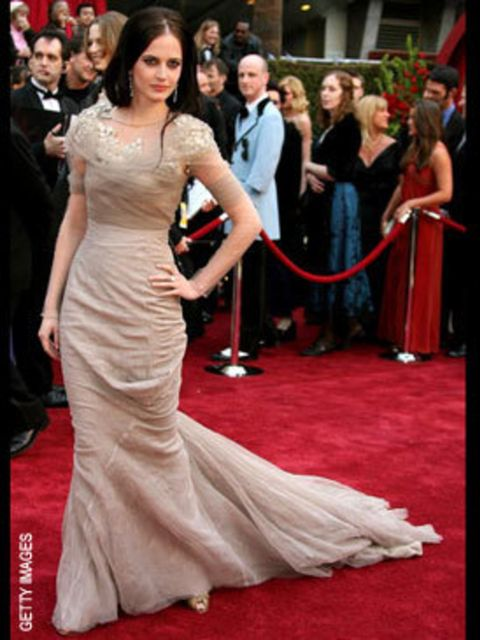<p>Eva Green in Givenchy Couture</p>
