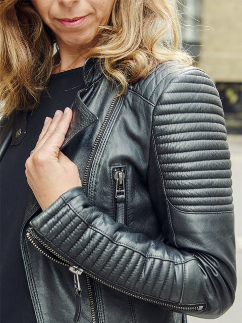 <p>Kirsty Dale - Executive Fashion & Beauty Director</p>  <p>Zara jacket, Whistles top.</p>