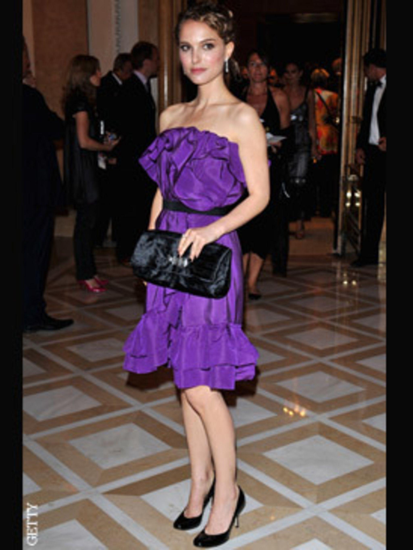 <p>Natalie Portman in Lanvin</p>