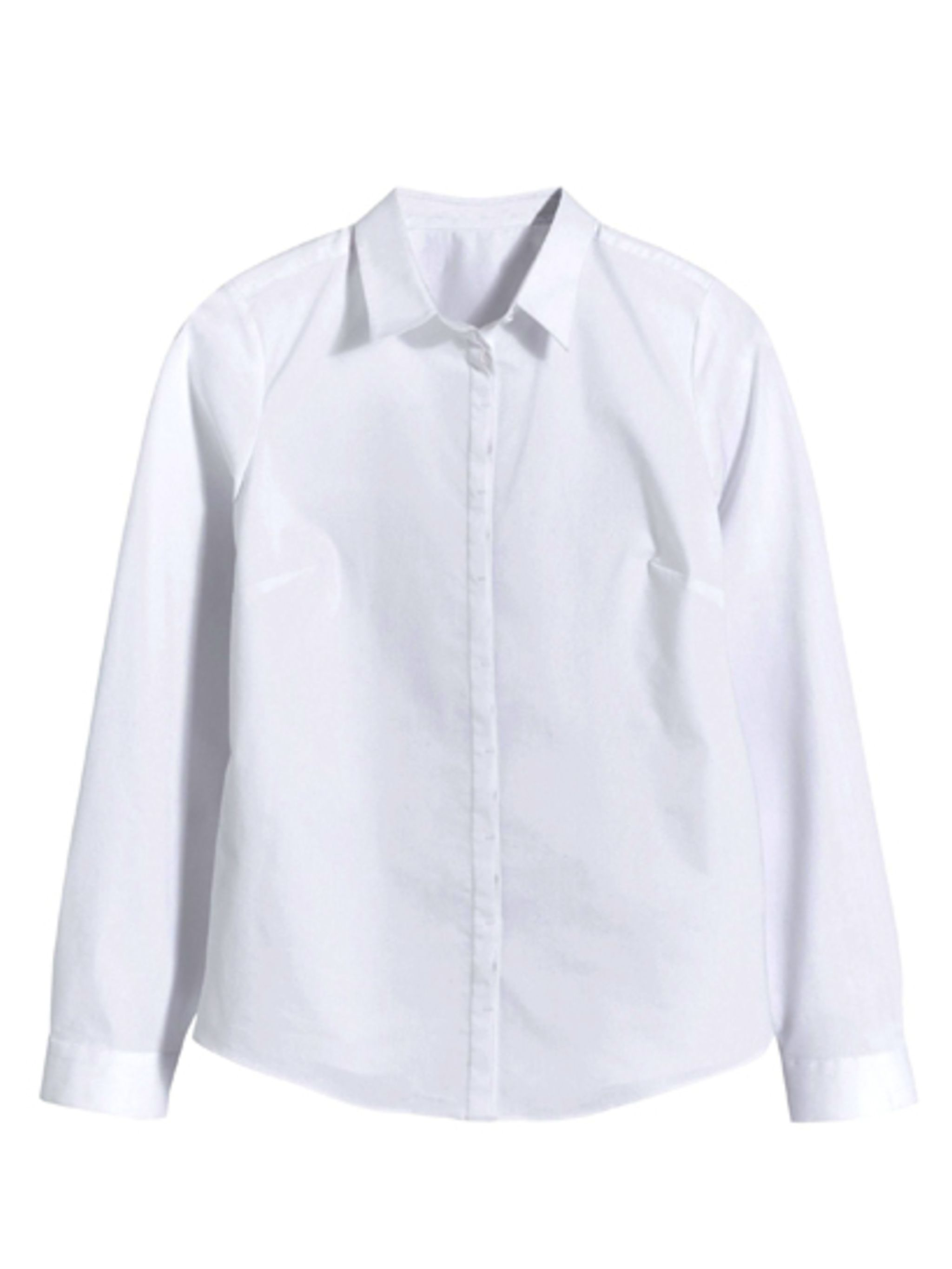 "<p>Starting with the signature classic white shirt, £20 at <a href=""http://www.next.co.uk/x5458s2#675571x54"">Next</a>.</p>"