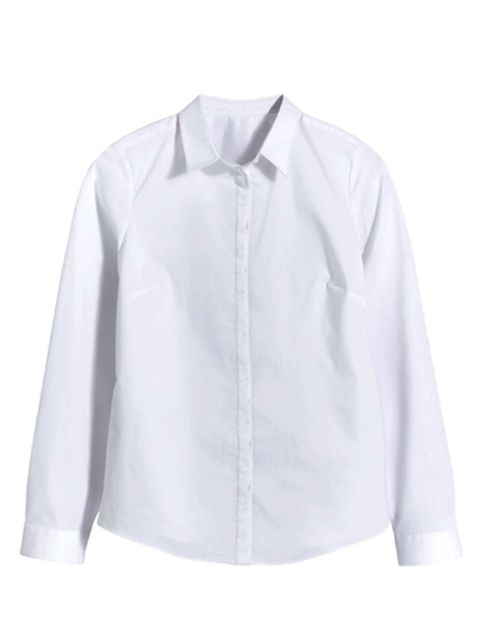 """<p>Starting with the signature classic white shirt, £20 at <a href=""""http://www.next.co.uk/x5458s2#675571x54"""">Next</a>.</p>"""