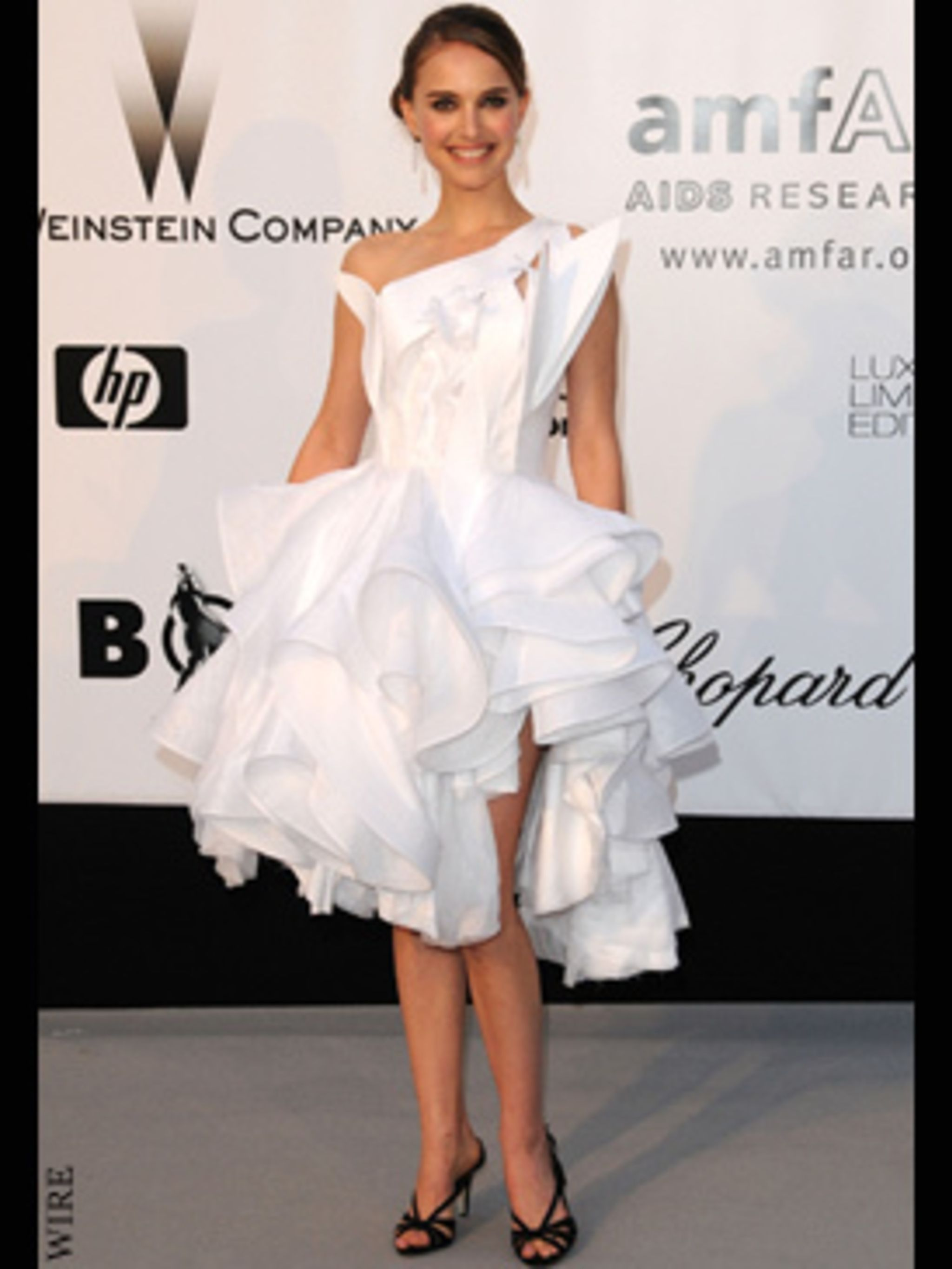 <p>Natalie Portman in Givenchy</p>