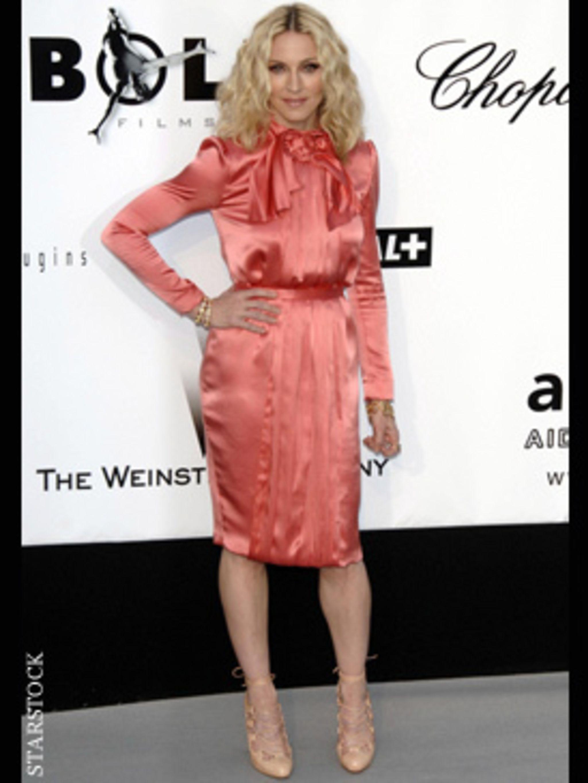 <p>Madonna in Stella McCartney</p>
