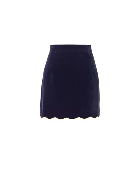 """<p>Embrace the 60's trend with a mini skirt</p>  <p>House of Holland, £150 available at <a href=""""http://www.matchesfashion.com/product/199593"""">Matches</a></p>"""