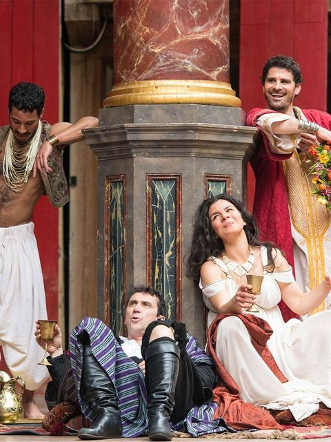 <p><strong>THEATRE: Anthony & Cleopatra </strong><strong> </strong><strong> </strong></p><p>Home of all things Shakespeare, the Globe Theatre will host <em>Anthony & Cleopatra</em>,