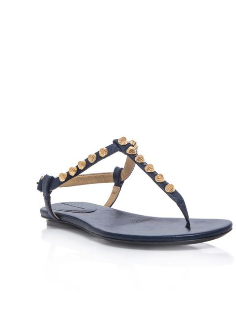 "<p>Balenciaga 'Arena' studded sandal, £365 at matchesfashion.com</p><p><a href=""http://www.matchesfashion.com/product/143396"">BUY NOW</a></p>"