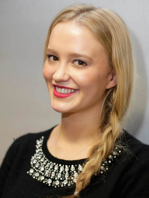 <p>Joely Walker's Beauty Assistant shows you how to get this easy side plait:</p><p>For this plait you need to get plenty of texture into your hair using a texturising spray or dust – massage the product through your roots if you want volume.</p><p>Work P