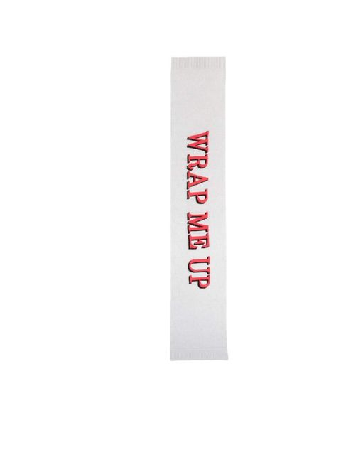 <p>Markus Lupfer for Whistles Wrap Me Up scarf £55</p>