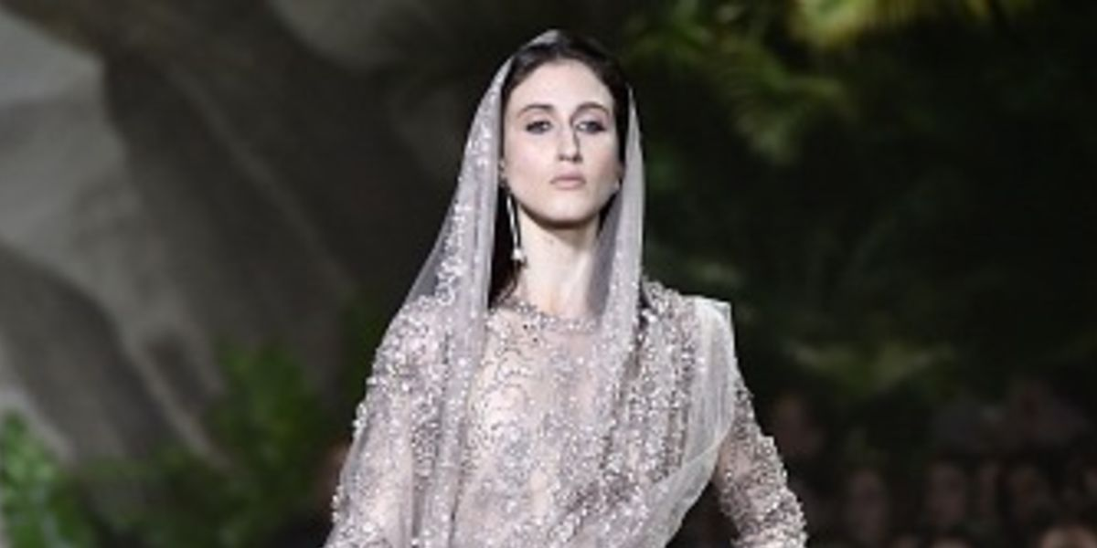 Elie Saab\'s $300,000 Wedding Dress, And Five More Couture Bridal ...