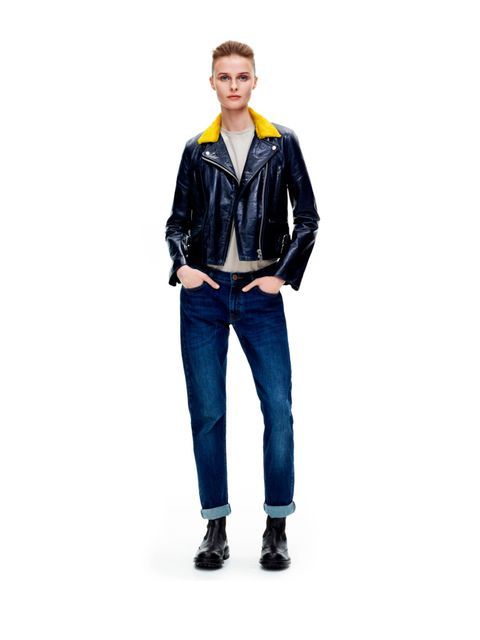 <p>Victoria Beckham Denim a/w 2013 collection</p>