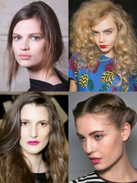 &lt&#x3B;p&gt&#x3B;When it comes to new hairstyle ideas New York Fashion Week has definitely not disappointed! From pretty plaits to edgier sculpted up-dos click through our pick of the top 10 hairstyles and find your favourite (it&rsquo&#x3B;ll be a tough choice...)&lt