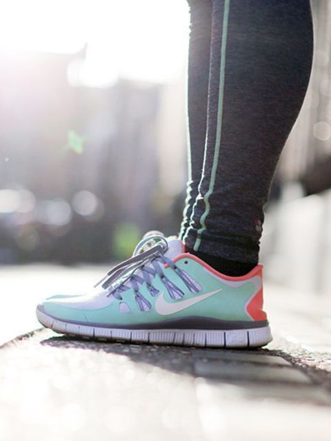 """<p>Lorraine Candy, Editor-in-Chief</p><p><a href=""""http://store.nike.com/gb/en_gb/""""> Nike iD trainers</a></p>"""