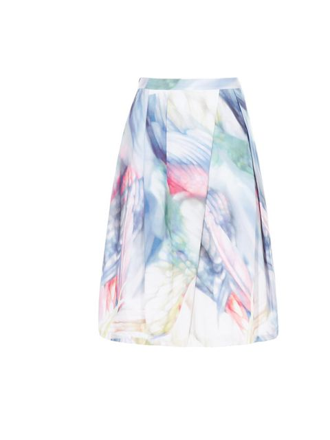 "<p>Reiss printed midi skirt, £110</p><p><a href=""http://shopping.elleuk.com/browse?fts=reiss+pleated+midi+skirt"">BUY NOW</a></p>"