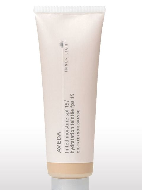 <p>A heavy foundation can be uncomfortable and clog skin when the weather gets warmer. Swap your regular foundation for a tinted moisturiser with an SPF such as Aveda Inner Light Tinted Moisture SPF15, £23, which is oil free so it won't clog pores but giv