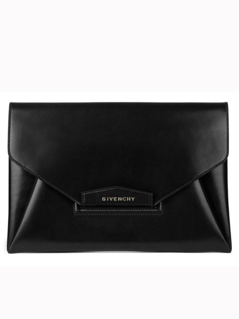 <p>Givenchy by Riccardo Tisci clutch, £594</p>