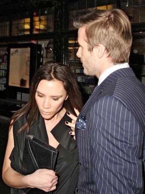 """<p><a href="""""""">David and Victoria Beckham at Alexander Wang's Night at Liberty.</a></p>"""
