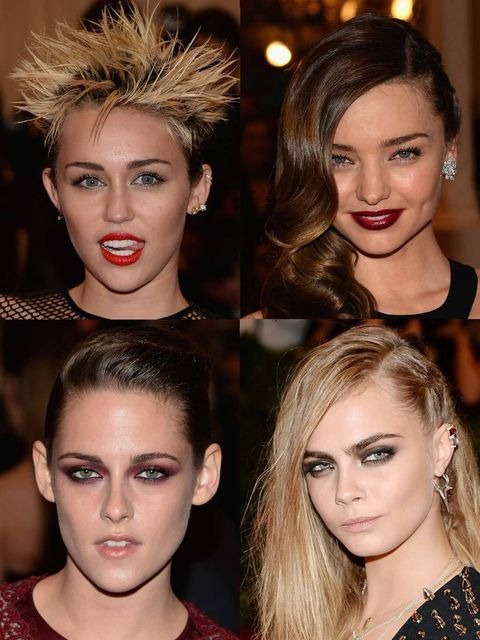 "<p>This year's theme at the star-studded<a href=""http://www.elleuk.com/star-style/red-carpet/met-ball-2013-punk-red-carpet""> Met Ball</a> was 'Punk: Chaos to Couture'. And in true A-lister style, the interpretations ranged from the powerful and classic to"