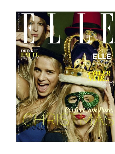 "<p>Charlie Gowans-Eglinton, Fashion Assistant, Jules Kosciuczyk, Fashion Features Assistant and Harriet Stewart, Retail and Marketing Editor</p><p><a href=""http://www.elleuk.com/style/occasions/elle-wears-the-christmas-jumper-for-save-the-children""></a></"