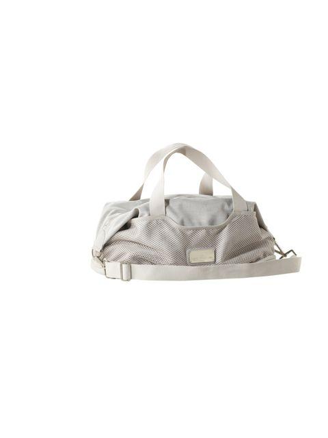 "<p>Adidas by Stella McCartney sporty travel bag, £90 at <a href=""http://www.adidas.co.uk/"">adidas.co.uk</a></p>"