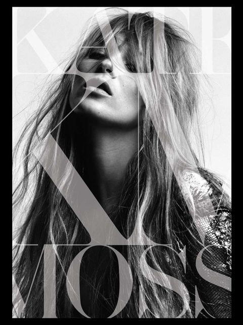 <p>Kate: The Kate Moss Book by Craig McDean</p>