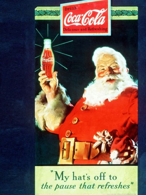<p>Everyone knows Santa's favourite drink is MILK!</p>