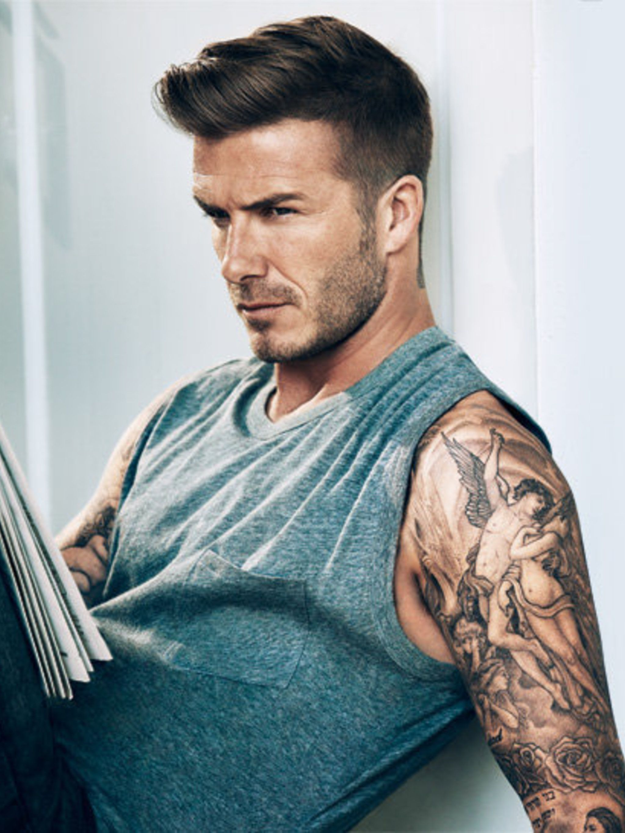 """<p>Team Captain – David BeckhamOf course no team would be complete without a captain and while he might not have made the cut for Team GB (<a href=""""http://www.elleuk.com/star-style/news/david-beckham-s-team-gb-omission-women-mourn"""">what were they thinking"""