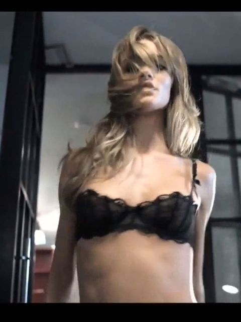 <p>Rosie Huntington-Whiteley dominates in her Agent Provocateur campaign video.</p>