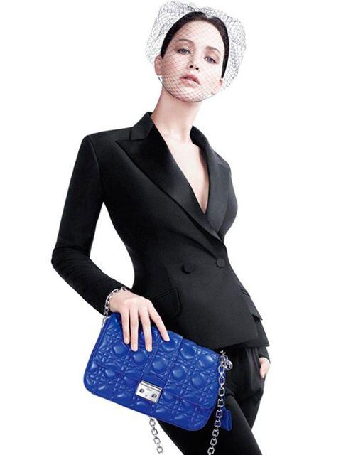<p>Jennifer Lawrence for Miss Dior</p>