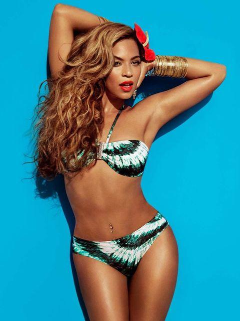 <p>Beyoncé for H&M, summer 2013</p>
