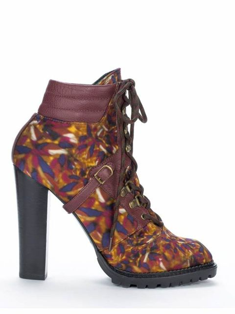"""<p>Erdem by Nicholas Kirkwood boots, £710, available from Browns and <a href=""""www.luisaviaroma.com"""">www.luisaviaroma.com</a></p>"""
