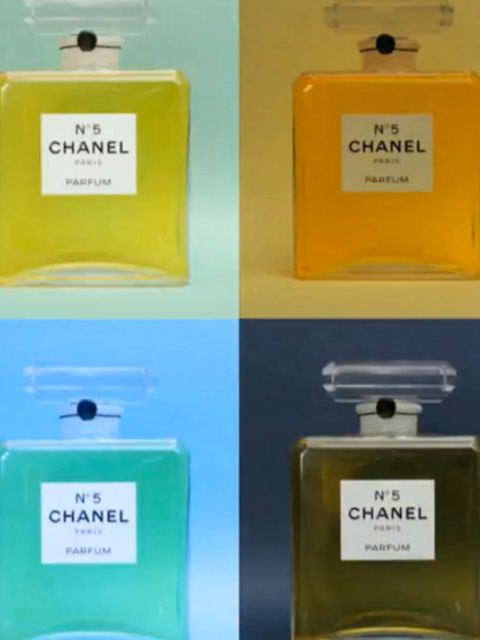 <p>Chanel No5 - 'For the First Time' film </p>