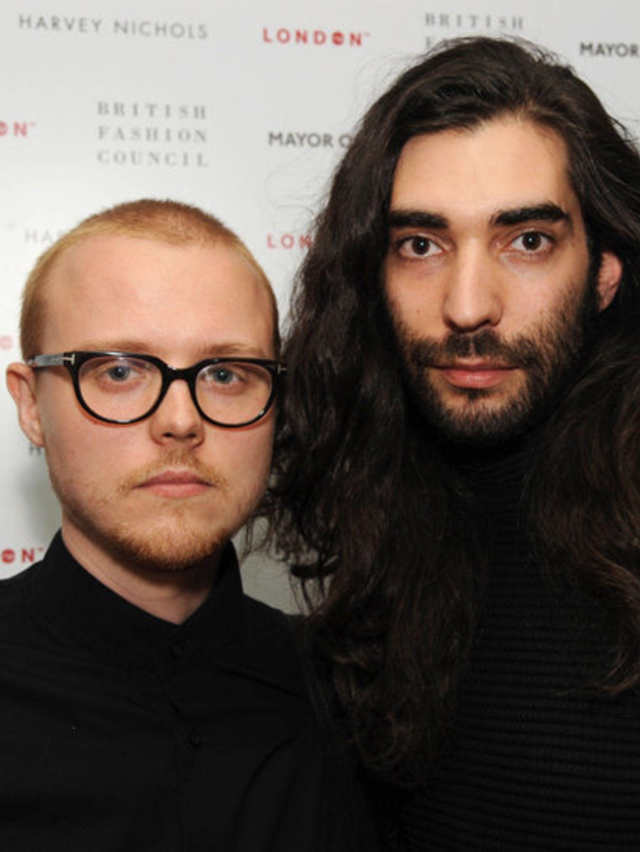 <p>Fyodor Podgomy & Golan Frydman</p>