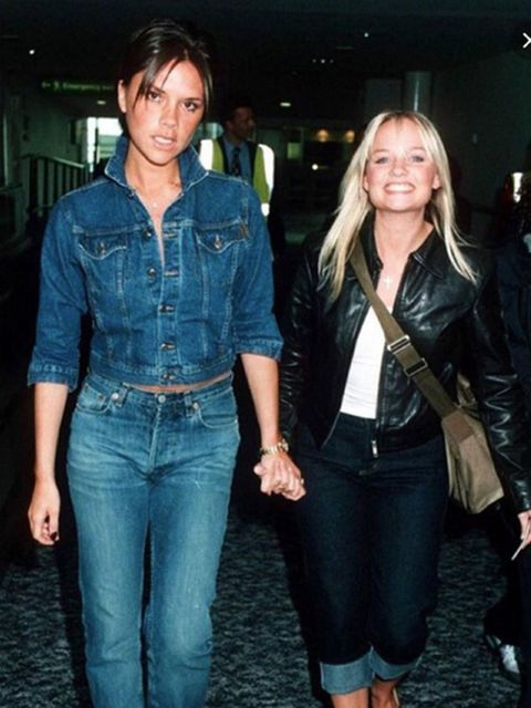 'Happy Birthday Baby X I love u x, #ilovemyspicegirls x vb @emmaleebunton'