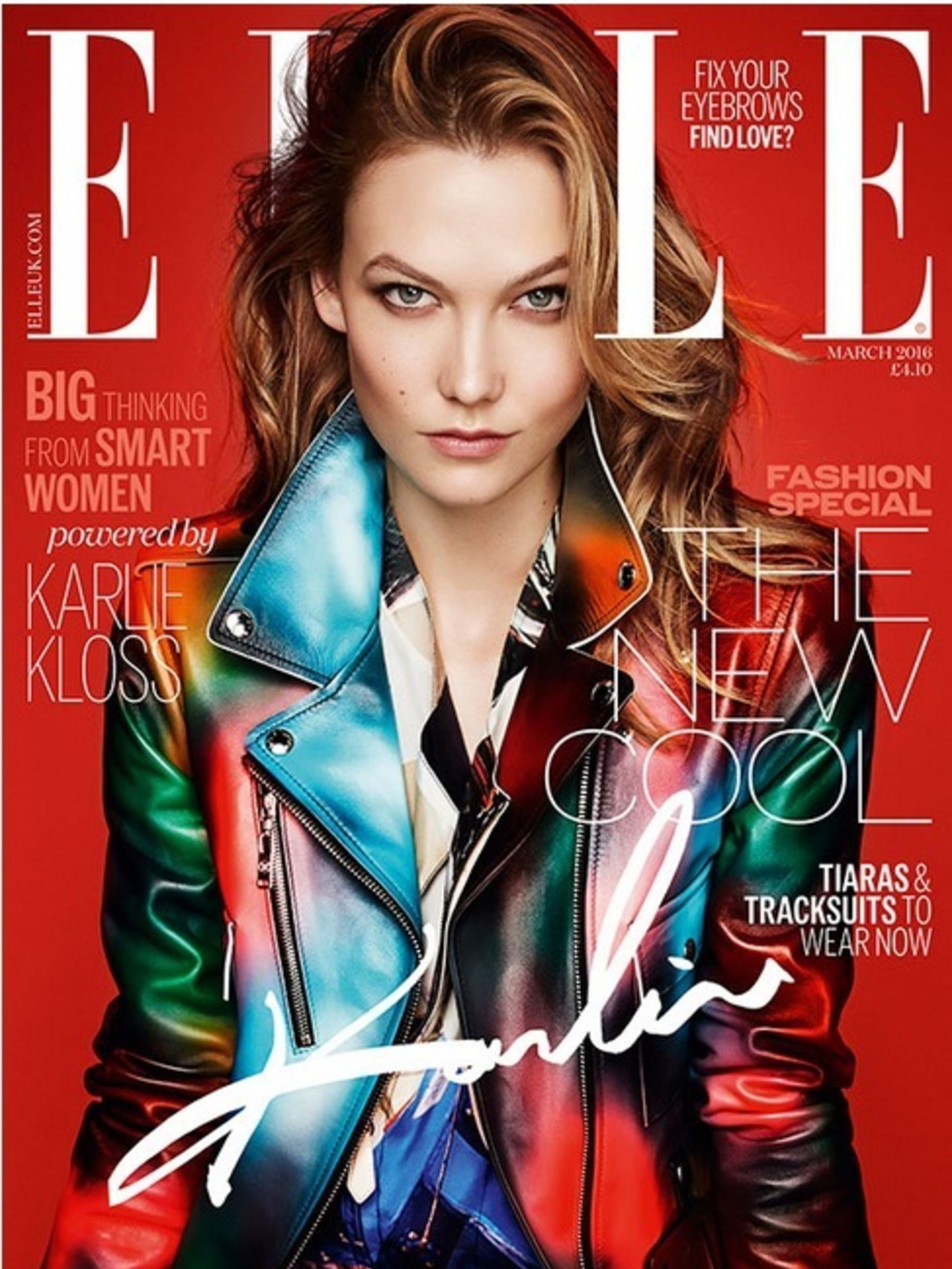 British Elle called the Woman of the Year 02/25/2010 62