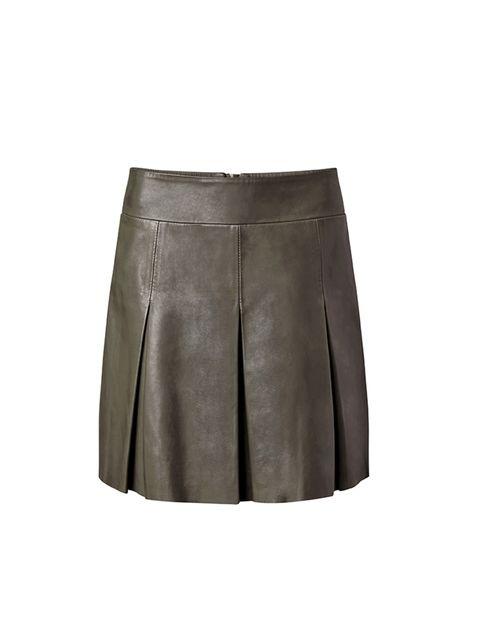 "<p><a href=""http://www.allsaints.com/women/skirts/allsaints-dawson-skirt/?colour=5&category=13427"" target=""_blank"">Allsaints</a> skirt, £228</p>"