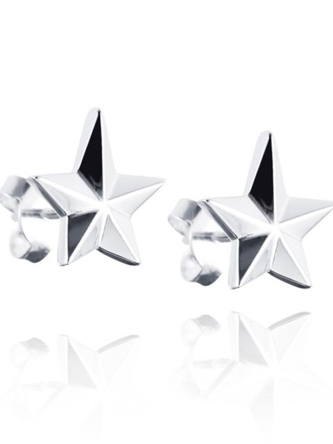 "<p><a href=""https://www.wolfandbadger.com/uk/catch-a-falling-star-little-ear/?utm_source=polyvoreUK&utm_medium=cpc&utm_campaign=polyvore-earrings"" target=""_blank"">Efva Attling</a> earrings £60 available at wolfandbadger.com</p>"
