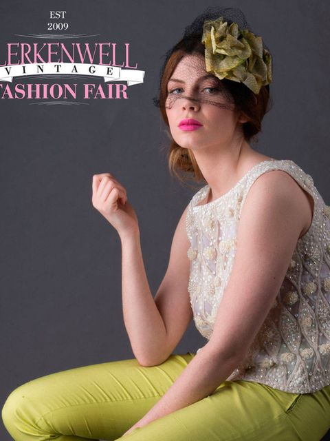 <p><strong>SHOPPING: Clerkenwell Vintage Fashion Fair</strong></p>  <p>Ever had occasion to say: 'Oh this? It's actually vintage…'? Feels just grand, doesn't it? Well, here's your chance to nonchalantly vintage-name drop a whole lot more, thanks to this w