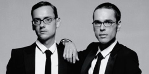 <p>  </p><p>Mixing art with fashion, it is Viktor &amp; Rolf who have infused their runway collections and stores with a surrealist slant since forming their label 15 years ago.</p><p>And their avant garde style has inspired just how their work will be di