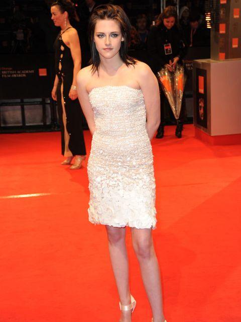 <p>Kristen Stewart wearing Chanel </p>