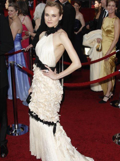 <p>Diane Kruger wearing Chanel </p>