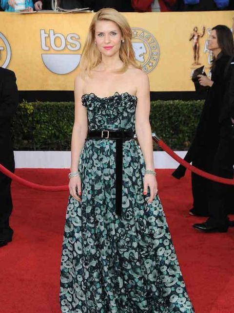 """<p><a href=""""http://www.elleuk.com/starstyle/red-carpet/%28section%29/the-baftas-2010/%28offset%29/0/%28img%29/491663"""">Claire Danes</a> in <a href=""""http://www.elleuk.com/catwalk/collections/louis-vuitton/spring-summer-2011/review"""">Louis Vuitton</a> at the"""