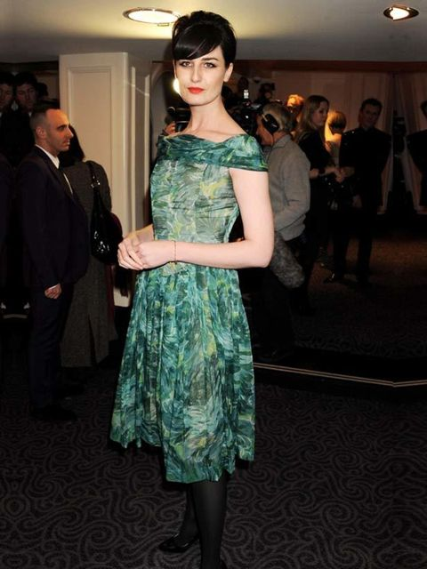 "<p><a href=""http://www.elleuk.com/starstyle/style-files/%28section%29/Erin-O-Connor/%28offset%29/0/%28img%29/155017"">Erin O'Connor</a> attends the  British Fashion Awards at The Savoy London, 7 December 2010</p>"