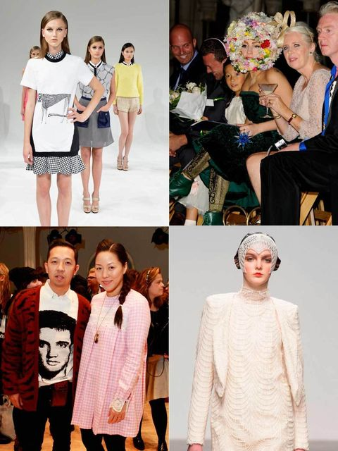 <p>The start of New York fashion week is just days away – and we're pretty excited. Between the big fashion houses, the new labels, the hot ticket parties and all those spring/summer 2014 clothes to covet, we can hardly wait. So what are we most looking f